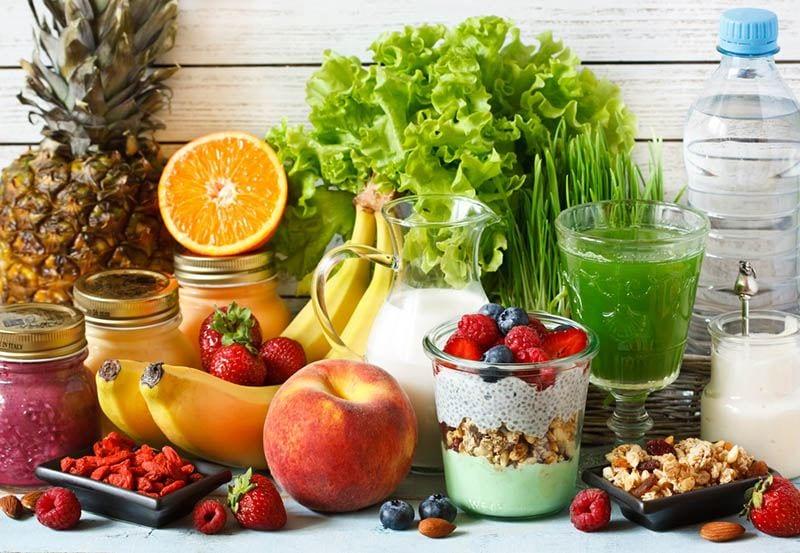 חלבונים במזון
