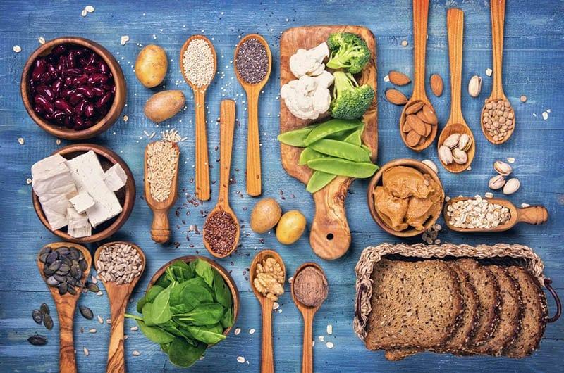 חלבונים לטבעונים - חטיפי חלבון ומקורות